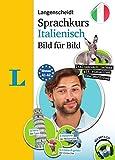 Langenscheidt Sprachkurs Italienisch Bild für Bild - Der visuelle Kurs für den leichten Einstieg mit Buch und einer MP3-CD (Langenscheidt Sprachkurs Bild für Bild)