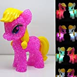 My Little Pony Toys LED Color Changing Night Light Table Lamp Decor Toy Doll