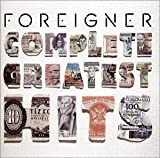 Songtexte von Foreigner - Complete Greatest Hits
