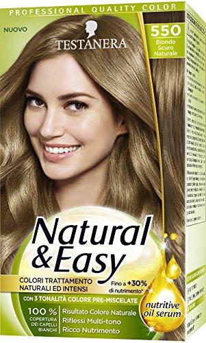 Haarfärbemittel permanente Natural & Easy N 550 natürliche dunkelblond