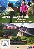 DVD Cover 'Wunderschön! - Wandern über die Alpen 2 - Südtirol - Von Meran zum Gardasee
