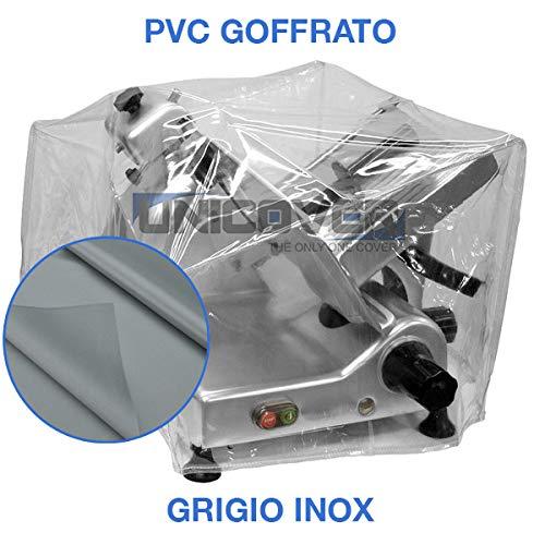 Copri affettatrice professionale (grigio, l60 x p35 x h45 cm)