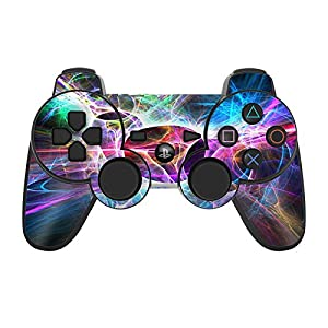 Playstation 3 – Sixaxis Controller Skin Designfolie Sticker PS3 – Static