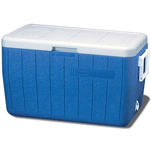 Coleman poly-lite 48 ghiacciaia, 46 litri