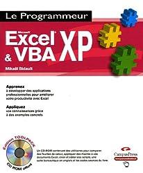 Excel & VBA XP (1Cédérom)