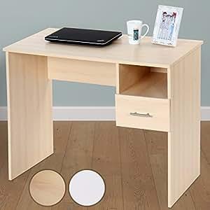 Infantastic scrivania studio per cameretta bambini ca 90 50 74 cm colore faggio - Mercatone uno mobili ufficio ...