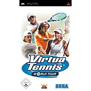Virtua Tennis: World Tour [Platinum]