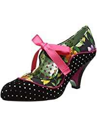 Poetic Licence by Irregular Choice Schools Out, Zapatos de Tacón para Mujer