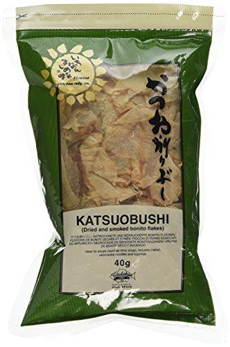 Katsuobushi (Dried & Smoked Bonito Flakes) 40g