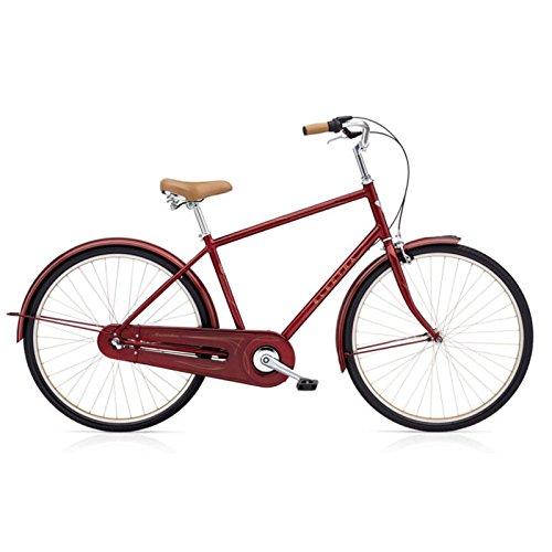 Electra Amsterdam Original 3i Herren Fahrrad Rot Stadt Holland Rad Retro, 73120001115