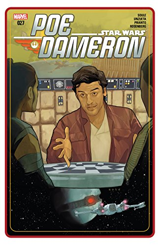 CONTINUING THE UNSEEN EVENTS OF THE FORCE AWAKENS! Poe Dameron managed to escape the First Order – but only just! Meanwhile, the rest of Black Squadron is on their most daring mission yet. Follow everyone's favorite Resistance crew as Poe Dameron tel...