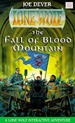 The Fall of Blood Mountain (Lone Wolf)