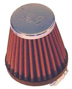 K&N RC-2310 Filtre Chrome Universel