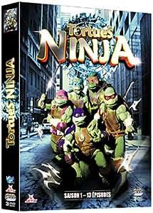 Tortues ninja, saison 1 - Coffret 3 DVD