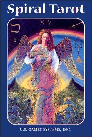 Jeu de cartes - Divinatoires - Spiral Tarot Deck