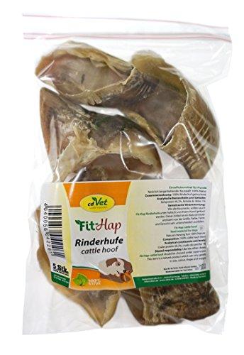 cdVet Naturprodukte Fit-Hap Rinderhufe 5er VE