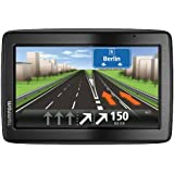 TomTom Via 135 M Europe Traffic Navigationssystem inkl. FREE Lifetime Maps, 13 cm (5 Zoll) Display, 49 Länder, TMC, Fahrspur- und Parkassistent, Freisprechen per Bluetooth, IQ Routes, Map Share