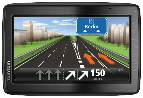 TomTom 4EQ50 Z1230 Via 135 M Europe Traffic Navigationssystem, 13 cm (5 Zoll) Display -