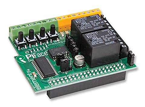 PiFaceDigital 2 - I/O Board for Raspberry Pi 2 and Raspberry Pi A+/B+