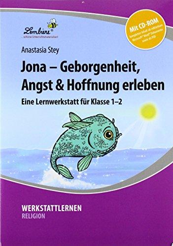 Jona - Geborgenheit, Angst & Hoffnung erleben (Set): Grundschule, Religion, Klasse 1-2