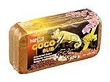 Kokosziegel Coco Kokosblock Kokos Brick Humusziegel Kokoserde Mulch Erde 650gr