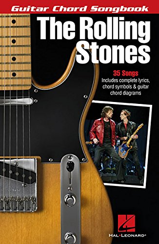 The rolling stones - guitar chord songbook guitare (Guitar Chord Songbooks)