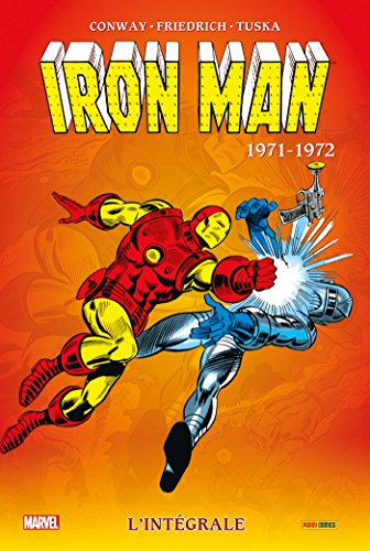 IRON-MAN INTEGRALE T07 1971-1972