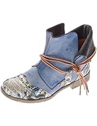 08893168a2c2f Suchergebnis auf Amazon.de für: Stiefel Lochmuster - Damen / Schuhe ...