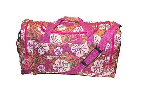 - Tec-Damen 55,9cm Floral Holdall Gym Weekender über Nacht Tasche rose 55,9 cm (22 zoll) rose