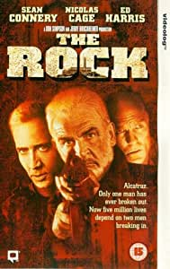 The Rock [VHS] [1996]