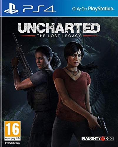 Uncharted: The Lost Legacy [AT-PEGI]