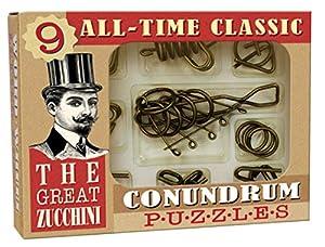 Cheatwell Games 03900 Zucchini Conundrum - Puzzles