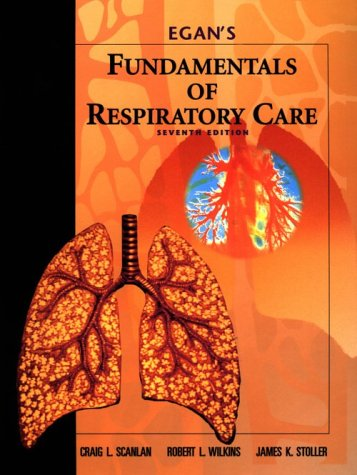 Egan's Fundamentals of Respiratory Care PDF Books