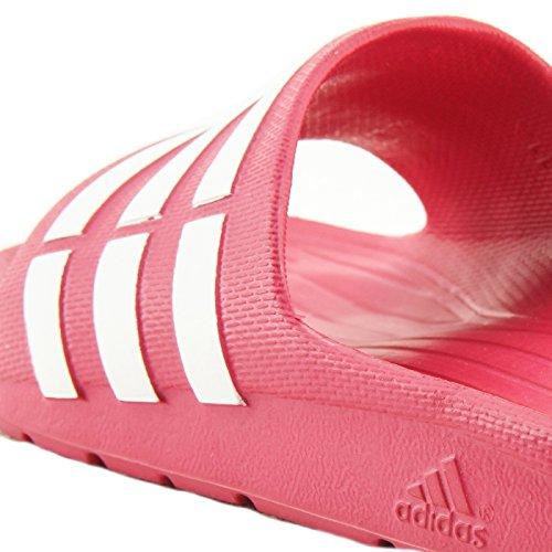 Newnav Adidas Crianças Originals Branco Chuveiro Badeschuhe Unissex E Duramo Claro 6wUrq6P0