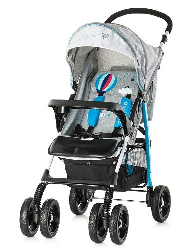Chipolino Carolina Baby Pushchair