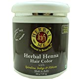 #1: HERBAL ME HENNA HAIR COLOR CHESTNUT BROWN-200 GMS