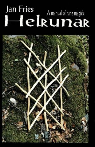 Helrunar A Manual Of Rune Magick