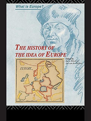 The History of the Idea of Europe (What is Europe?)
