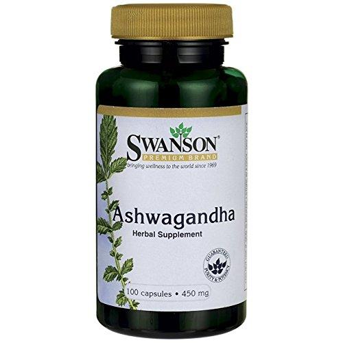 Swanson Ashwagandha (450mg, 100 Capsules) Test