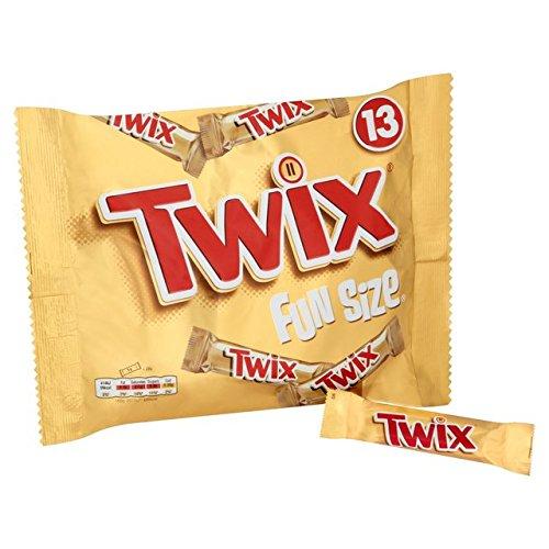 Twix Funsize Bars 275g