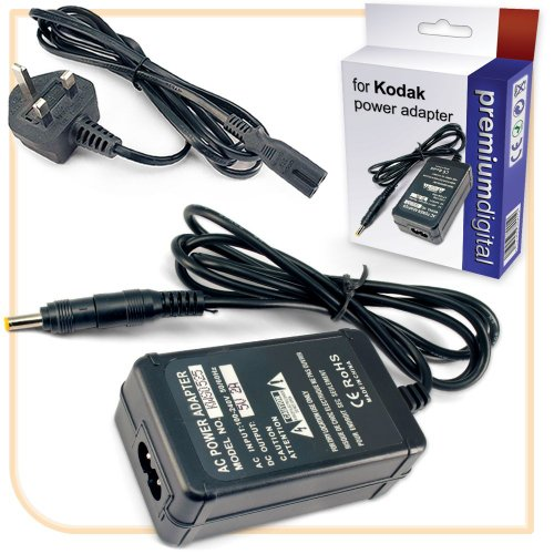 premiumdigital-kodak-easyshare-v1003-replacement-ac-power-adapter