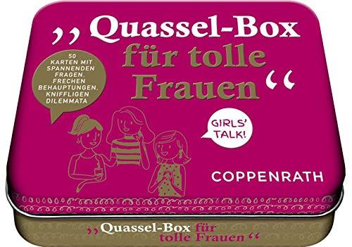 Quassel-Box Gewicht