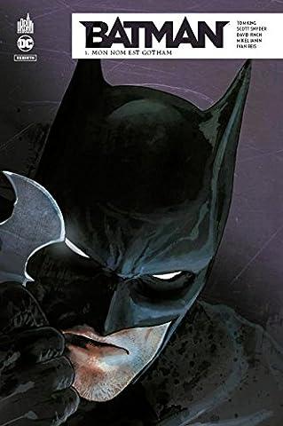 Art Machine - Batman Rebirth Tome