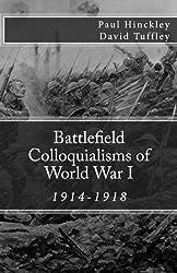 Battlefield Colloquialisms of World War I