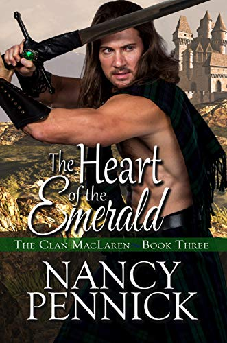 The Heart of the Emerald (The Clan Maclaren Book 3) (English Edition) -