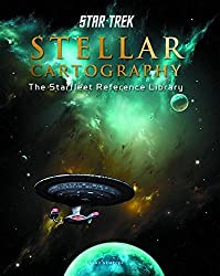 Star Trek Stellar Cartography: The Starfleet Reference Library by Larry Nemecek (2013-12-03)