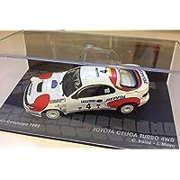 Générique Toyota CELICA Turbo 4WD - Rally Catalunya 1992 - SAINZ ...