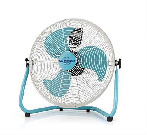 Orbegozo PW 1546 Ventilador industrial Power Fan, 130 W, Azul y blanco