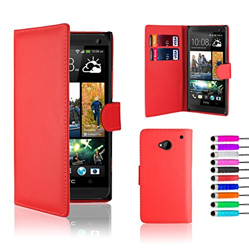 32ndr-book-style-leather-wallet-case-for-htc-one-m7-including-screen-protector-and-touch-screen-styl
