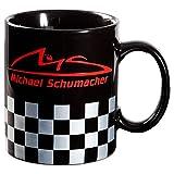 Michael Schumacher Tasse quadrillés , multicolore